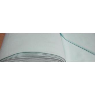 Teplákovina mentolová š.150cm