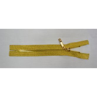 Zips ozdobný kostenný 18mm