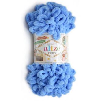 Alize Puffy - 289 Modrá