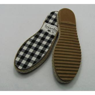 Podrážky na háčkované topánky veľ.