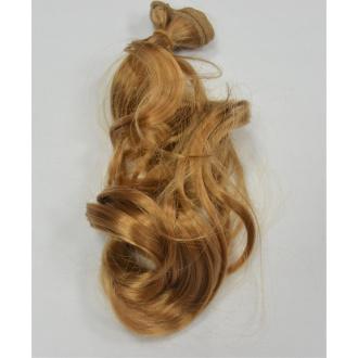 Vlasy pre bábiky vlnité