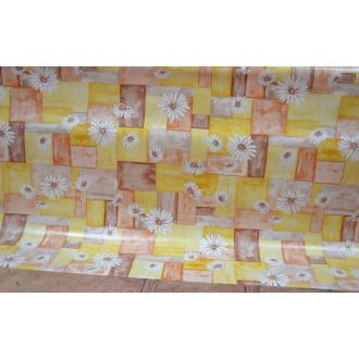 PVC Nepodlepený Obrus metráž - 1m