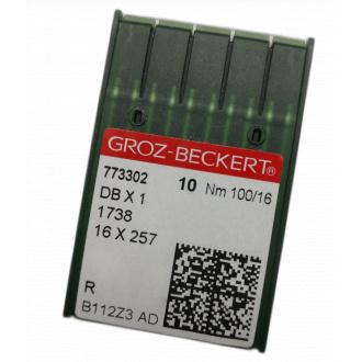Strojové ihly Groz - Beckert DB 1- 100/16