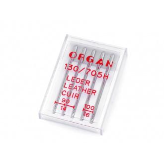Ihla Organ Leder mix 90/14 , 100/16