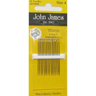 Ihly ručné John James č.4