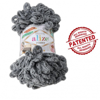 Alize Puffy Color 100g - 6070