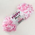 Puffy More Alize -6267 ružovo biely melír