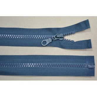 Zips kostený deliteľný 45cm
