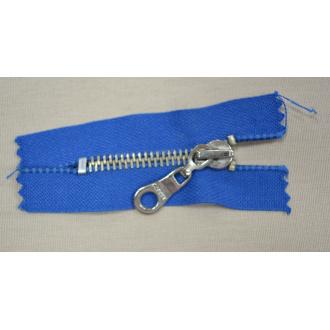 Zips kovový nedeliteľný 6cm