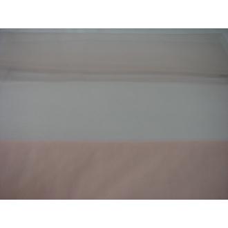 Tyl š. 280cm -svetlo ružový jemný