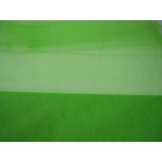 Tyl š. 280cm - zelený jemný