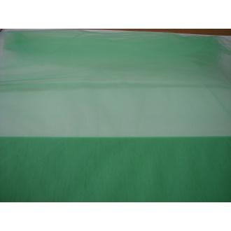 Tyl š. 280cm - zelenýý jemný