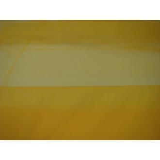 Tyl š. 300cm - žltý jemný