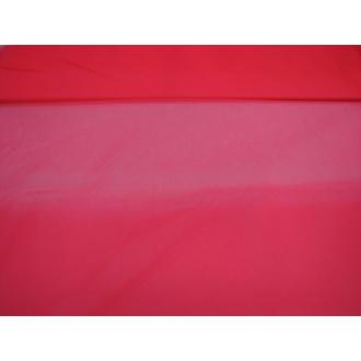 Tyl š. 300cm - ružový neon jemný