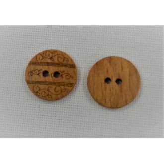 Ozdobný gombík / Ø 2,2cm