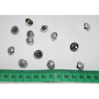 Ozdobný gombík  Ø 1,5cm