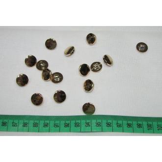 Ozdobný gombík  Ø 1,3cm