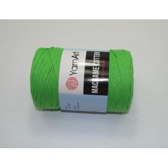 YarnArt Macrame cotton 250g - 791 hnedá