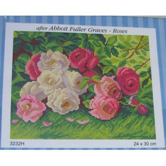 Obraz kvety  30x24cm