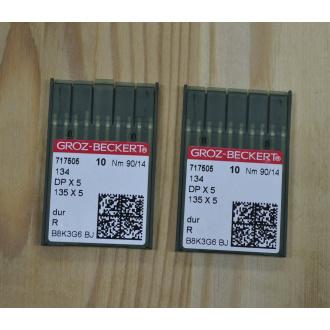 Strojové ihly Groz - Beckert  DPx5-90/14