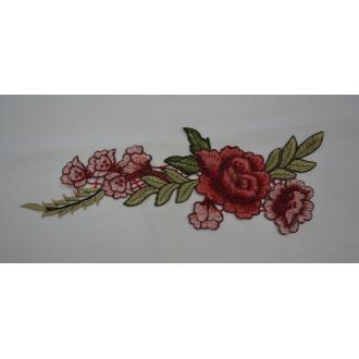Nášivka kvet