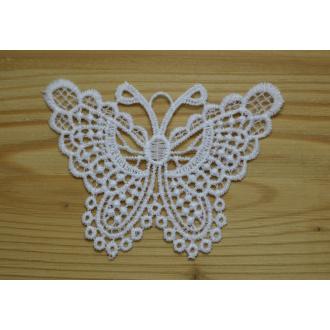 Nášivka motýľ