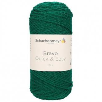 Bravo Quick&Easy 100g -08246 tmavo zelená
