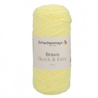 Bravo Quick&Easy 100g -08631 svetlá žltá