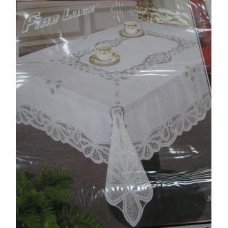 PVC obrusy na stôl krajka 110x140cm