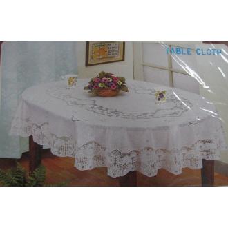 PVC obrusy na stôl krajka 135x180cm