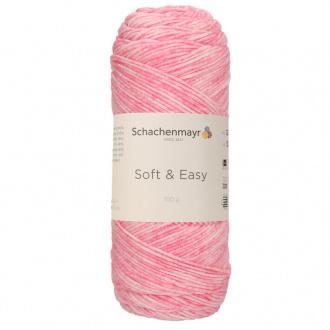 Soft Easy color 100g 00091ružový melír