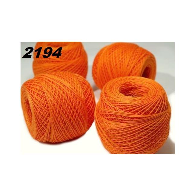 Kordonet č.30 - 2194 (oranžová)