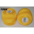 Kordonet č.30 - 1684 (žltá tmavá)