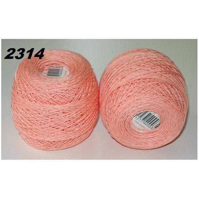 Kordonet č.30 - 2314 (lososová bledá)