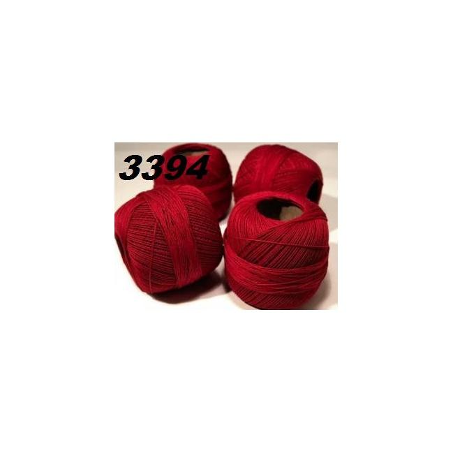 Kordonet č.30 - 3394 (bordová)