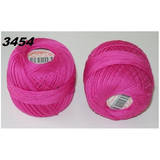 Kordonet č.30 - 3454 (cyklamenová)