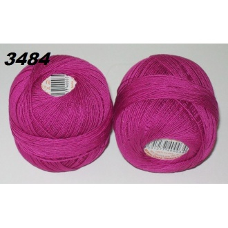 Kordonet č.30 - 3484 (cyklamenová tmavá)