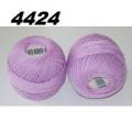 Kordonet č.30 - 4424 (fialová bledá)