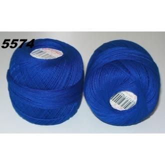 Kordonet č.30 - 5574 (kráľovská modrá)