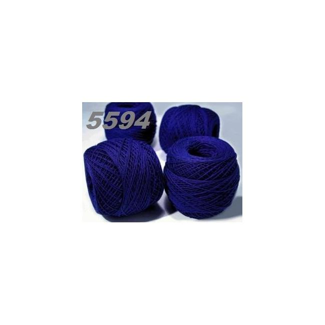 Kordonet č.30 - 5594 (modrá tmavá)