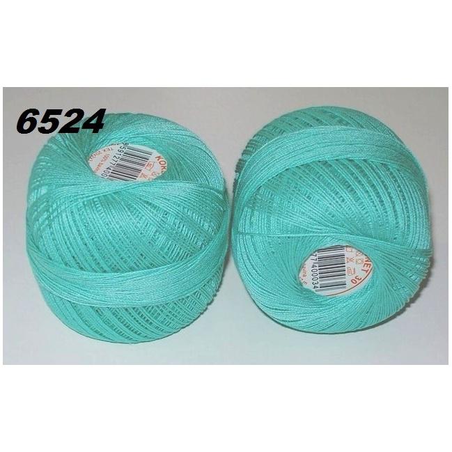 Kordonet č.30 - 6524 (modro-zelená)