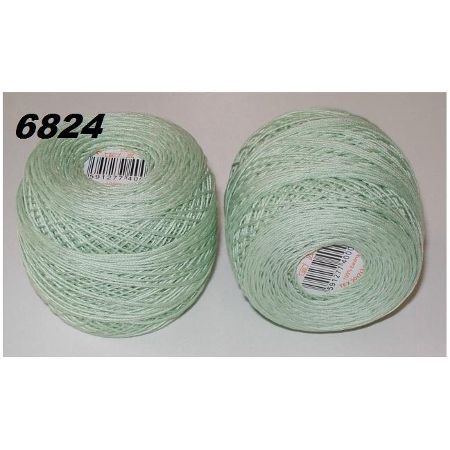 Kordonet č.30 - 6824 (zelená bledá)