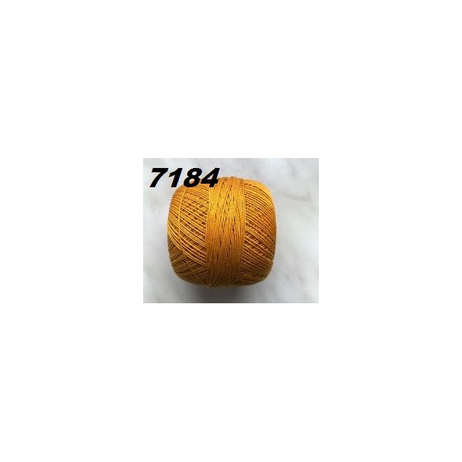 Kordonet č.30 - 7184 (jantarová)