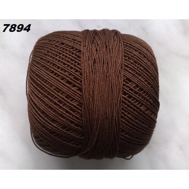 Kordonet č.30 - 7894 (hnedá tmavá)
