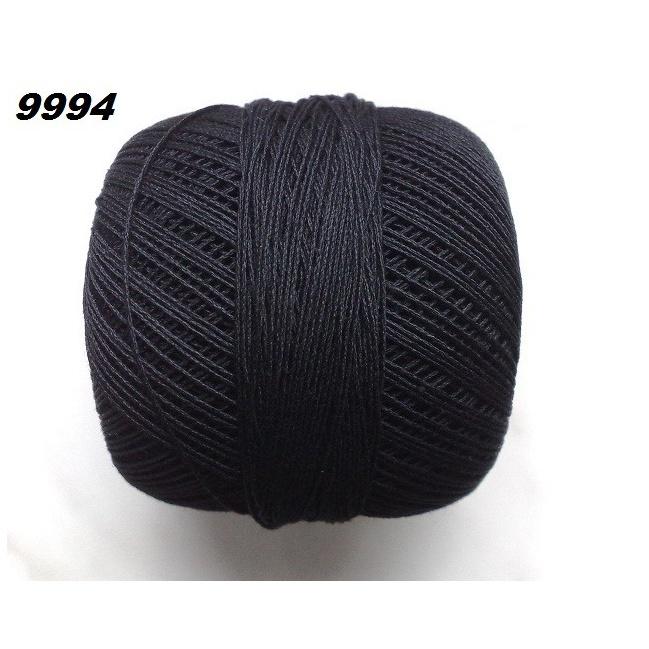Kordonet č.30 - 9994 (čierna)