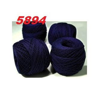 Kordonet č.30 - 5894 (modrá tmavá)