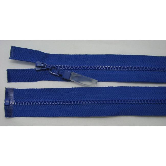 Zips kostenný deliteľný 3mm - dĺžka 25cm tmavo modrá