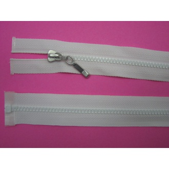 Zips kostenný deliteľný 3mm - dĺžka 25cm kovový bežec