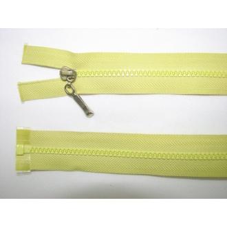 Zips kostenný deliteľný 3mm - dĺžka 40cm kovový bežec