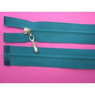 Zips kostenný deliteľný 3mm - dĺžka 70cm kovový bežec